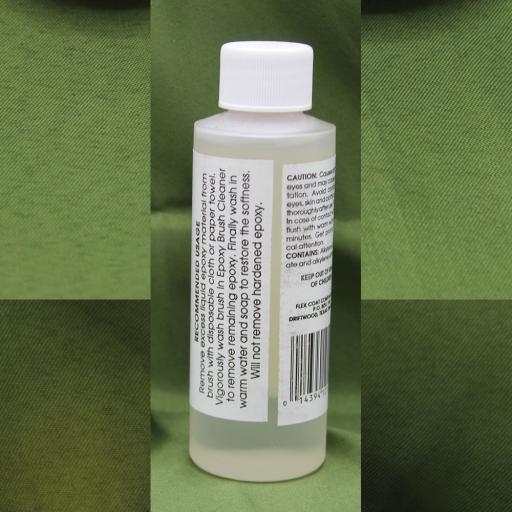 Epoxy Brush Cleaner - 4oz